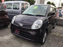 沖縄の中古車 日産 モコ 車両価格 34万円 リ済別 平成22年 10.7万K パープル