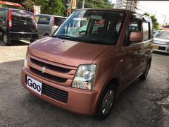 沖縄の中古車 スズキ ワゴンR 車両価格 26万円 リ済別 平成20年 11.0万K オレンジ