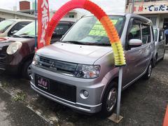 沖縄の中古車 三菱 トッポ 車両価格 33万円 リ済別 平成24年 9.9万K シルバー
