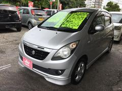沖縄の中古車 スズキ セルボ 車両価格 29万円 リ済別 平成20年 10.0万K シルバー