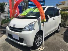 沖縄の中古車 ダイハツ ムーヴ 車両価格 44万円 リ済別 平成23年 9.3万K ホワイト