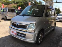 沖縄市 てぃだおーと マツダ AZワゴン FX−Sスペシャル シルバー 9.3万K 平成18年