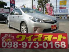 沖縄の中古車 トヨタ SAI 車両価格 98万円 リ済込 平成22年 8.7万K シルバー