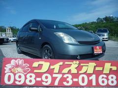 沖縄の中古車 トヨタ プリウス 車両価格 34万円 リ済込 平成16年 13.5万K グレー