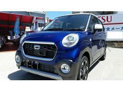 沖縄の中古車 ダイハツ キャスト 車両価格 141万円 リ未 新車  ブルーM