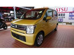 沖縄の中古車 スズキ ワゴンR 車両価格 117万円 リ未 新車  サニーイエローメタリック