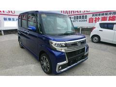 沖縄の中古車 ダイハツ タント 車両価格 174万円 リ未 新車  ブルーM