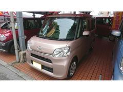 沖縄の中古車 ダイハツ タント 車両価格 125万円 リ済込 平成28年 0.7万K ピンクM