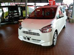 沖縄の中古車 ダイハツ ミライース 車両価格 110万円 リ済込 新車  パールホワイト