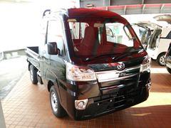 沖縄の中古車 ダイハツ ハイゼットトラック 車両価格 124万円 リ済別 新車  ブラックM