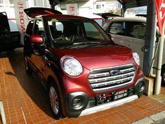 沖縄の中古車 ダイハツ キャスト 車両価格 129万円 リ済別 新車  レッドM