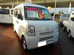 沖縄の中古車 スズキ エブリイ 車両価格 48万円 リ済込 平成20年 9.5万K ホワイト