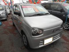 沖縄の中古車 スズキ アルト 車両価格 73万円 リ済込 平成27年 0.9万K シルバー