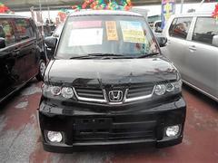 沖縄の中古車 ホンダ ゼストスパーク 車両価格 63万円 リ済込 平成21年 8.6万K ブラック