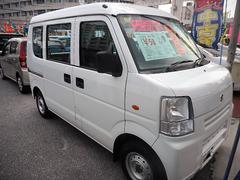 沖縄の中古車 スズキ エブリイ 車両価格 53万円 リ済込 平成21年 9.5万K ホワイト
