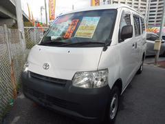 沖縄の中古車 トヨタ タウンエースバン 車両価格 70万円 リ済込 平成23年 10.6万K ホワイト