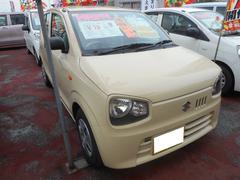 沖縄の中古車 スズキ アルト 車両価格 73万円 リ済込 平成28年 1.7万K シフォンアイボリーメタリック