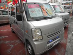沖縄の中古車 スズキ エブリイ 車両価格 58万円 リ済込 平成23年 7.7万K シルキーシルバーメタリック