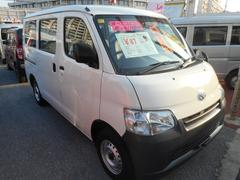 沖縄の中古車 トヨタ ライトエースバン 車両価格 80万円 リ済込 平成25年 10.2万K ホワイト