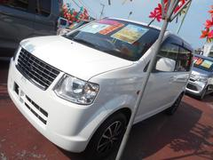 沖縄の中古車 三菱 eKワゴン 車両価格 53万円 リ済込 平成25年 5.1万K ホワイトM
