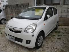 沖縄の中古車 ダイハツ ミラ 車両価格 30万円 リ済込 平成20年 13.7万K パール