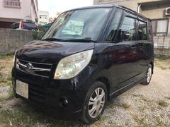 沖縄の中古車 スズキ パレット 車両価格 33万円 リ済込 平成21年 16.9万K ダークグレーM
