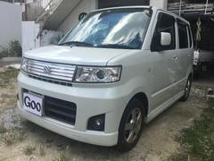 沖縄の中古車 スズキ ワゴンR 車両価格 47万円 リ済込 平成20年 10.4万K パールホワイト