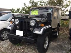 沖縄の中古車 三菱 ジープ 車両価格 54万円 リ済込 平成9年 20.4万K ブラックM