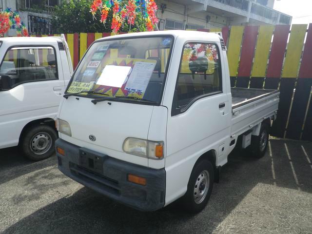 スバル 5MT 4WD エアコン