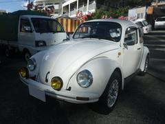 VW ビートル1600i ロリンザーステアリング パワーシート 新品タイヤ