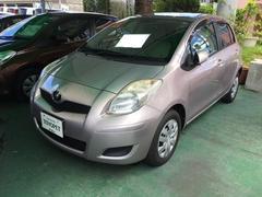 沖縄の中古車 トヨタ ヴィッツ 車両価格 49万円 リ済別 平成21年 3.7万K ライトピンクM