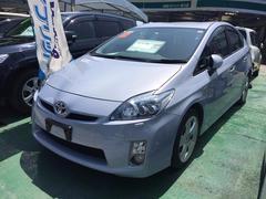 沖縄の中古車 トヨタ プリウス 車両価格 118.8万円 リ済別 平成22年 4.2万K ライトパープル