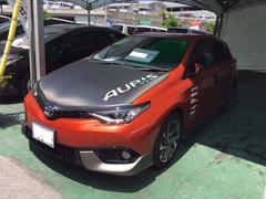 沖縄の中古車 トヨタ オーリス 車両価格 226.8万円 リ済別 平成28年 1.3万K オレンジII