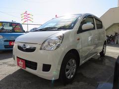 沖縄の中古車 ダイハツ ミラ 車両価格 39万円 リ済込 平成24年 8.2万K ホワイト