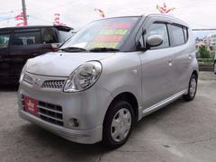 沖縄の中古車 日産 モコ 車両価格 39万円 リ済込 平成20年 8.9万K シルキーシルバーM