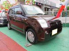 沖縄の中古車 日産 ピノ 車両価格 38万円 リ済込 平成21年 4.8万K マルーンブラウンP