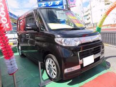 沖縄の中古車 ダイハツ タント 車両価格 54万円 リ済込 平成20年 10.1万K ブラック