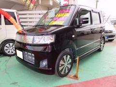 沖縄の中古車 スズキ ワゴンR 車両価格 48万円 リ済込 平成20年 9.6万K ミステリアスバイオレットパール
