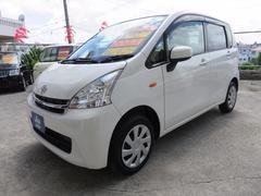 沖縄の中古車 ダイハツ ムーヴ 車両価格 54万円 リ済込 平成24年 8.1万K ホワイト