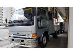 沖縄の中古車 日産 アトラストラック 車両価格 75万円 リ済込 平成5年 12.0万K グレー