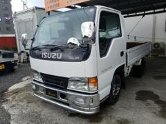 沖縄の中古車 いすゞ エルフトラック 車両価格 79万円 リ済込 平成8年 9.0万K ホワイト