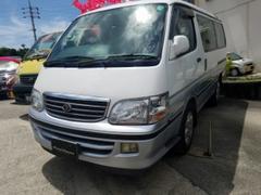 沖縄の中古車 トヨタ ハイエースワゴン 車両価格 69万円 リ済込 平成11年 18.8万K ホワイトII