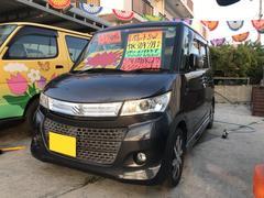 沖縄の中古車 スズキ パレットSW 車両価格 59万円 リ済込 平成21年 9.8万K ガンM