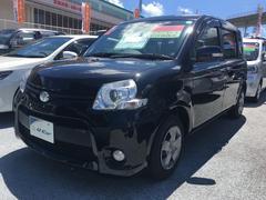 沖縄の中古車 トヨタ シエンタ 車両価格 98万円 リ済別 平成24年 6.9万K ブラックマイカ