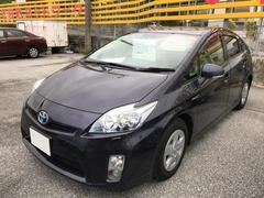 沖縄の中古車 トヨタ プリウス 車両価格 118.8万円 リ済別 平成23年 6.6万K パープル