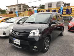 沖縄の中古車 トヨタ シエンタ 車両価格 113.4万円 リ済別 平成24年 5.0万K ブラック