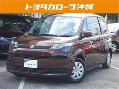 沖縄の中古車 トヨタ スペイド 車両価格 117万円 リ済別 平成24年 4.6万K ブラウン