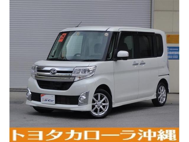 ダイハツ タント カスタムX SA (車検整備付)