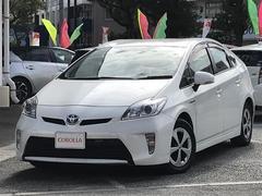 沖縄の中古車 トヨタ プリウス 車両価格 159万円 リ済別 平成26年 4.1万K パールマイカ