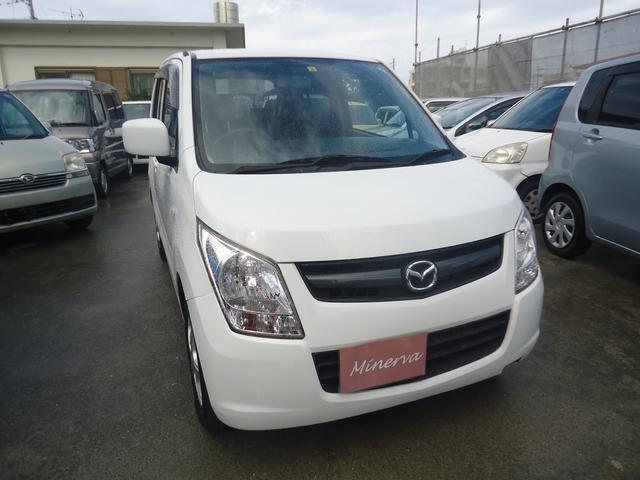 マツダ AZワゴン XG (車検整備付)